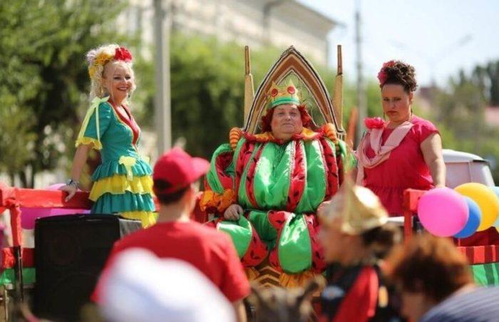 Когда будет Арбузный фестиваль в Камышине в 2021 года