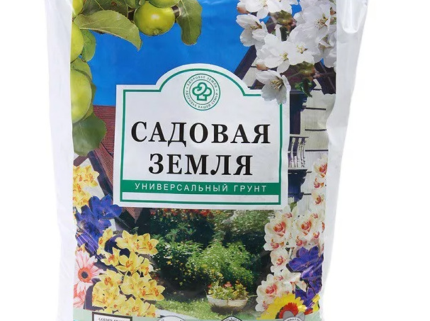 садовый грунт